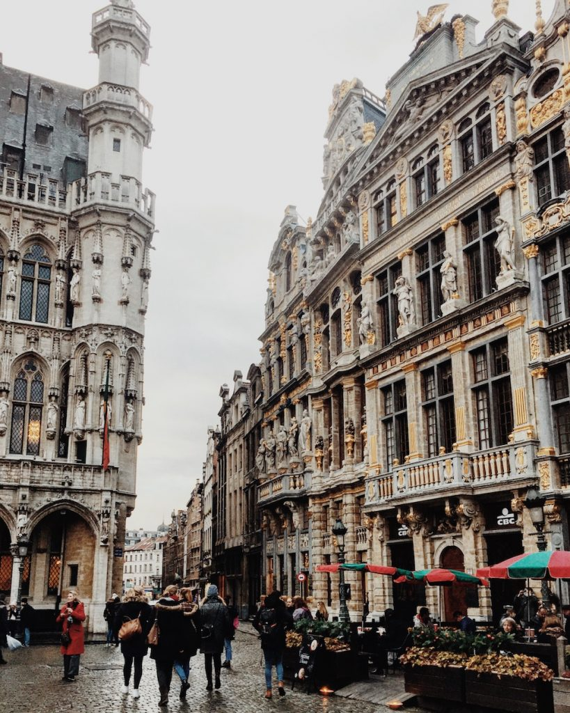 Grote Markt, Brussels, Belgium | Moon & Honey Travel