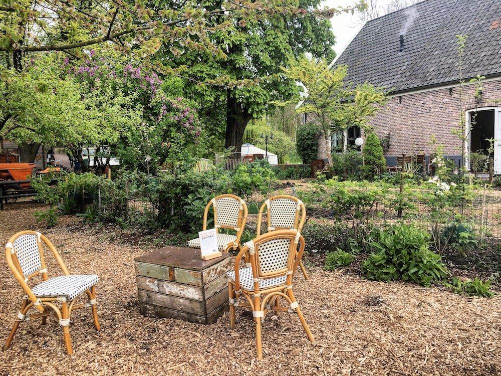 Buurtboerderij Ons Genoegen, Amsterdam | Moon & Honey Travel