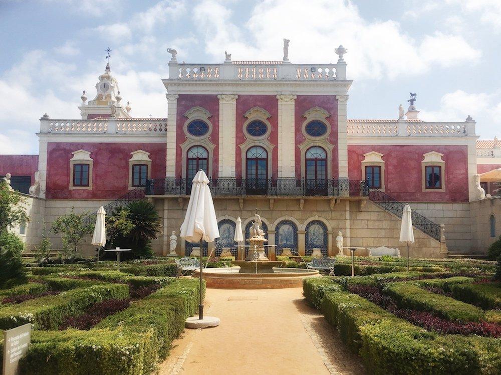 Pousada Palácio de Estoi, Algarve, Portugal | Moon & Honey Travel