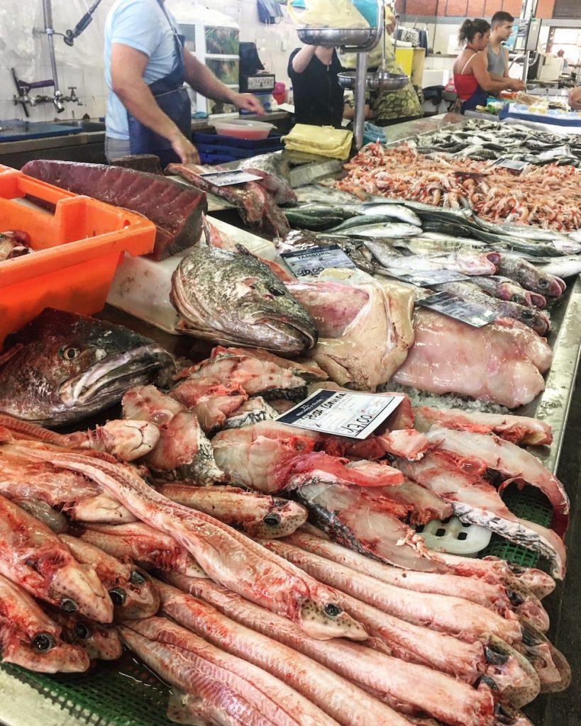 Olhão Fish Market, Algarve, Portugal | Moon & Honey Travel