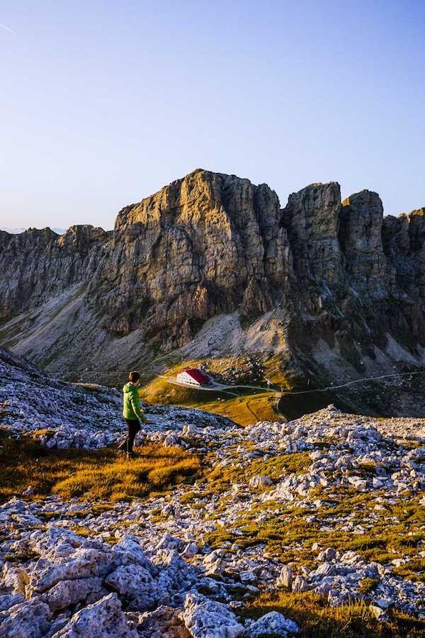 Rifugio Alpe di Tires, Dolomites
