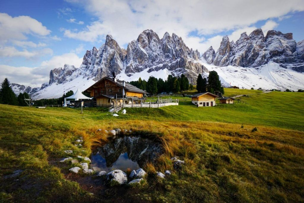Adolf Munkel Trail, Best Dolomites Hiking Trails