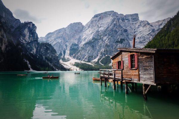 Lago di Braies, Pragser Wildsee, Dolomites Itinerary