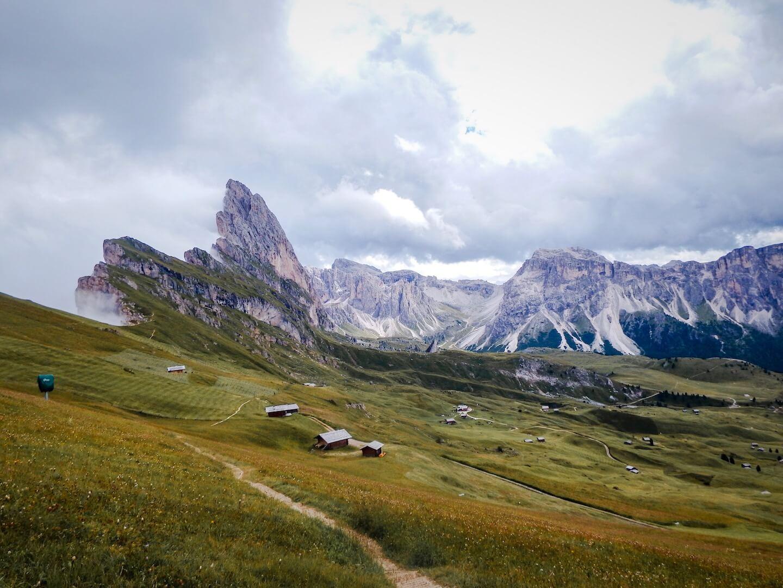 Fermeda peaks, Val Gardena, Dolomites Itinerary #dolomites #italy
