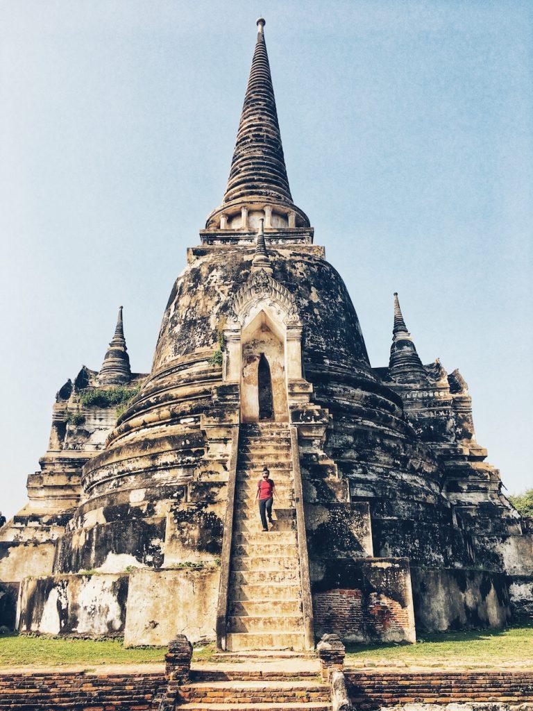 Wat Phra Si Sanphet, Ayuthaya, Thailand Travel Guide | Moon & Honey Travel