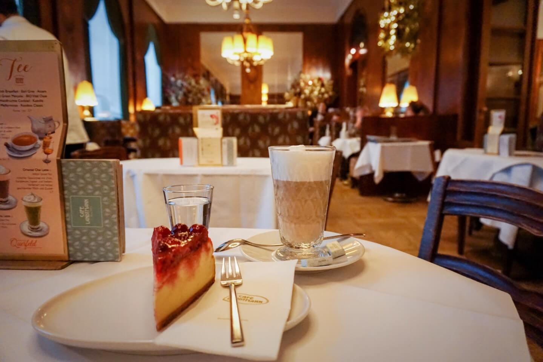 Café Landtmann, Viennese Coffee Culture + Best Coffee Houses in Vienna, Austria