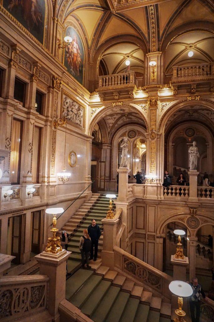Vienna State Opera, Vienna City Guide, Austria