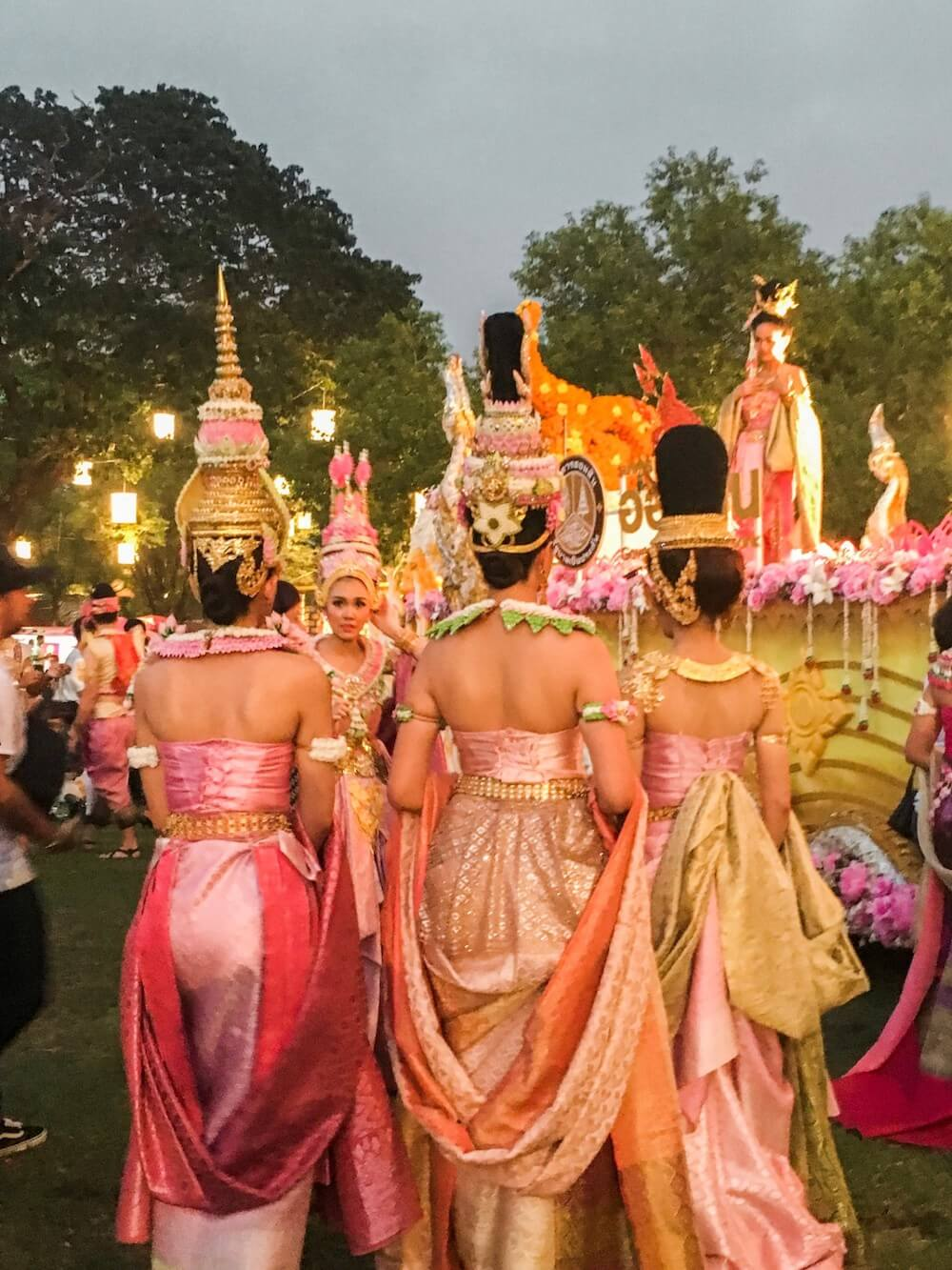 Loi Krathong celebration in Sukhothai, Thailand | Moon & Honey Travel