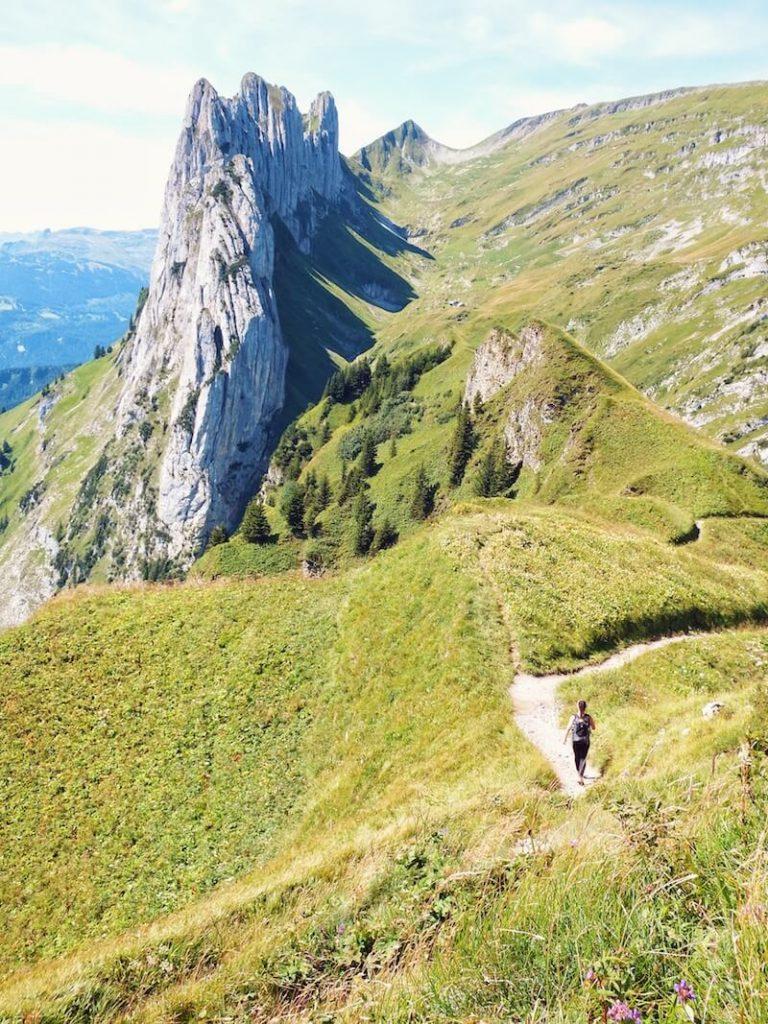 Saxer Lücke, Alpstein | Moon & Honey Travel