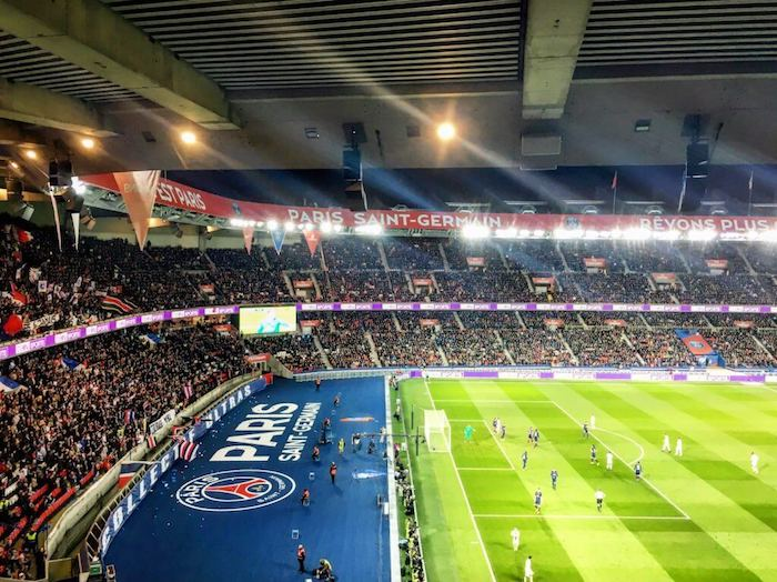 Parc des Princes, Paris, France | Moon & Honey Travel