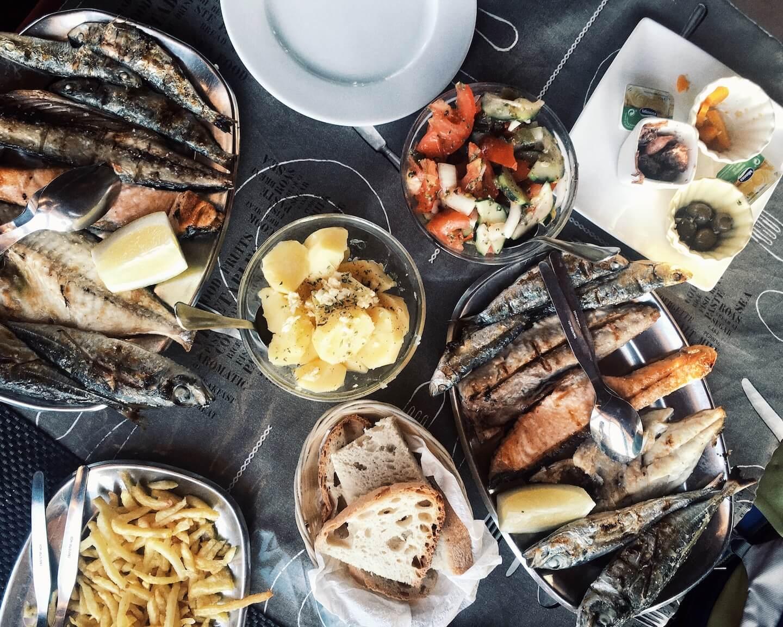 Algarve Cuisine, Portugal | Moon & Honey Travel
