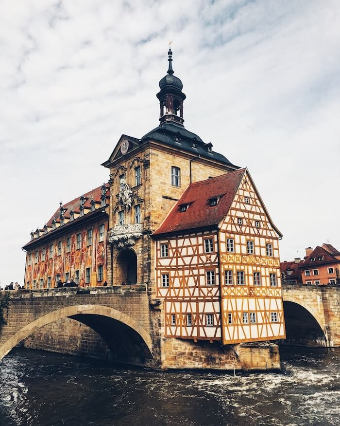 Altes Rathaus in Bamberg, Germany | Moon & Honey Travel