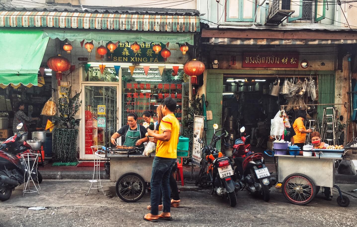 Bangkok China Town, Thailand | Moon & Honey Travel