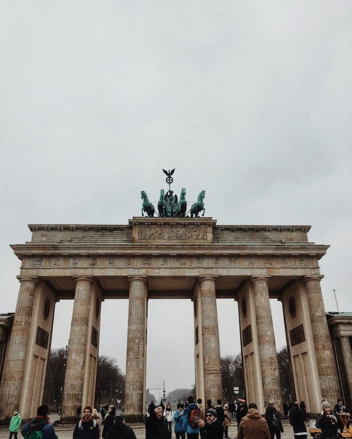 Brandenburg Gate, Berlin, Germany | Moon & Honey Travel