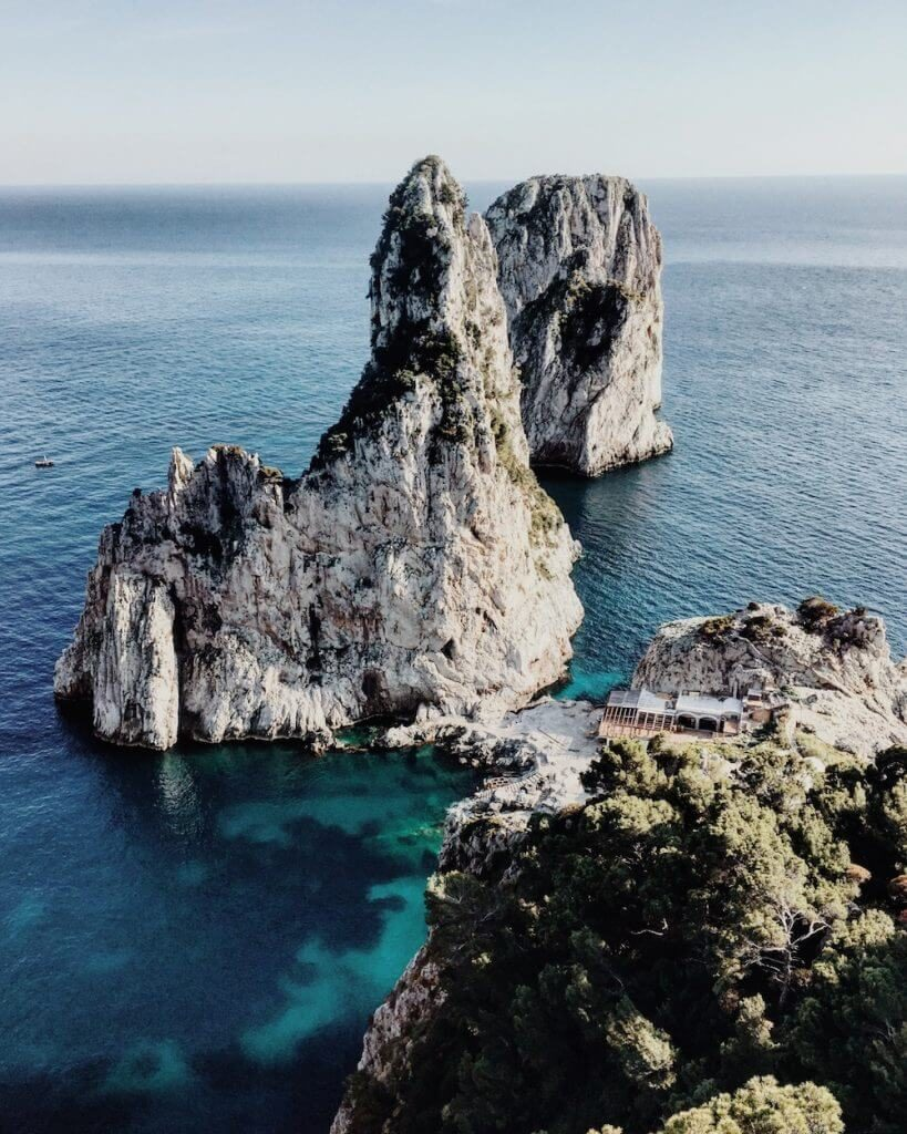 Capri, Italy | Moon & Honey Travel