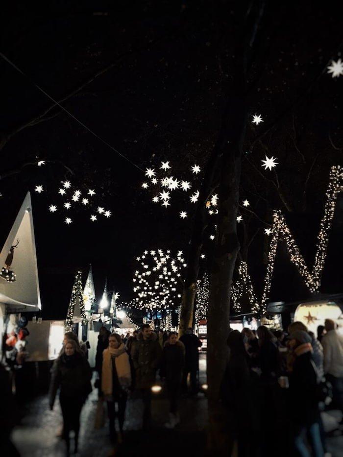 Neumarkt Christmas Market, Cologne