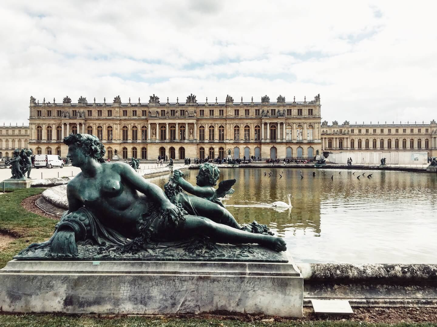 Versailles, France | Moon & Honey Travel