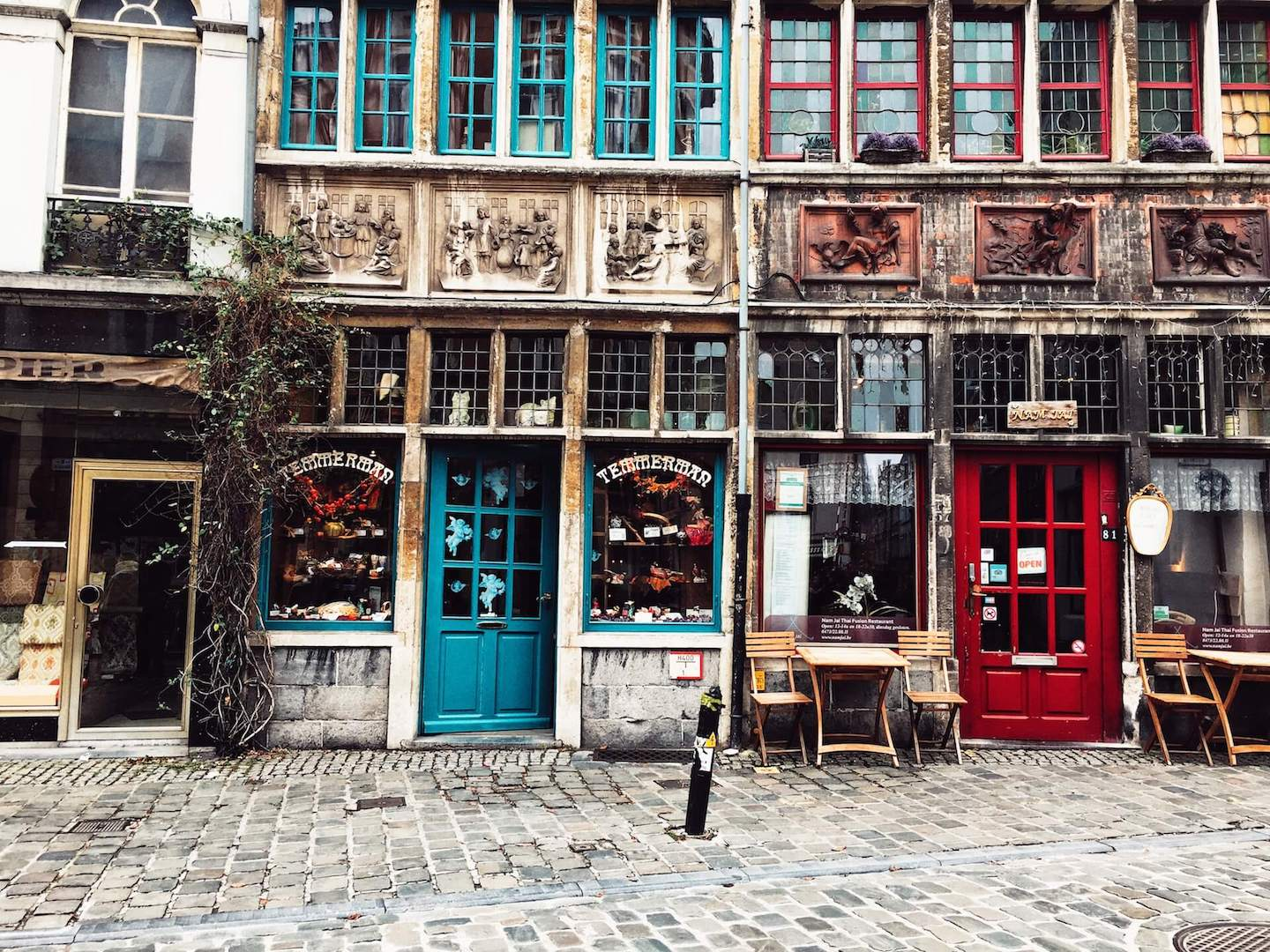 Ghent, Belgium | Moon & Honey Travel