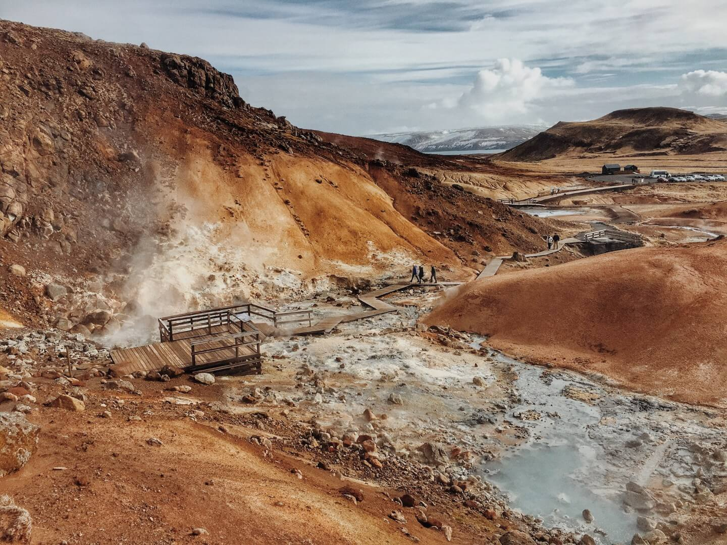 Krýsuvík / Seltún Geothermal Area, Iceland | Moon & Honey Travel