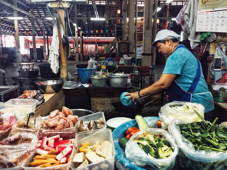 Nang Loeng Market, Bangkok, Thailand | Moon & Honey Travel