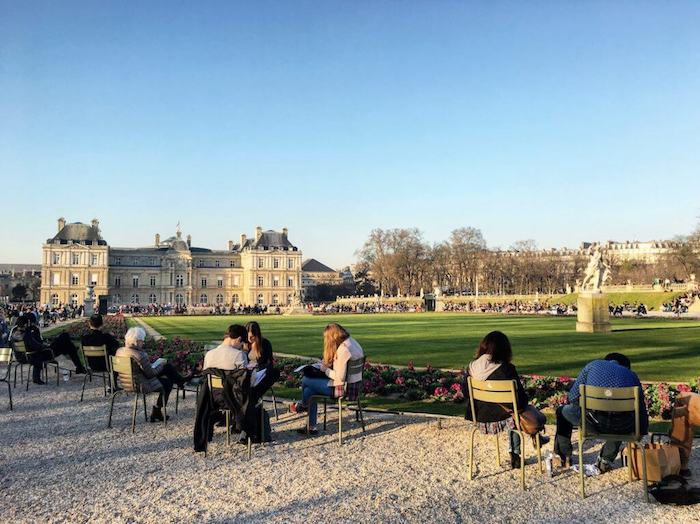 Le Jardin du Luxembourg, Paris, France | Moon & Honey Travel