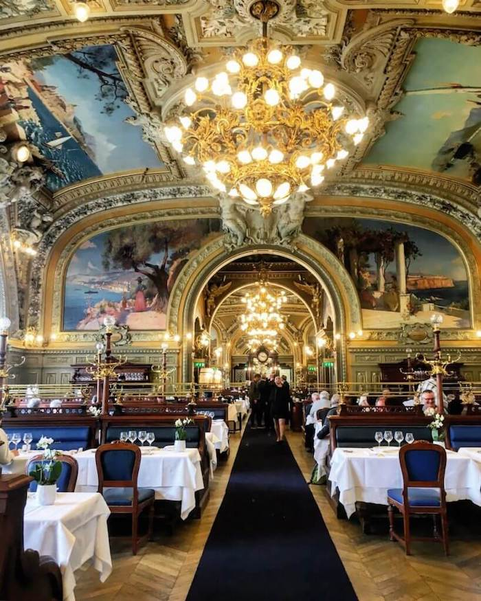 Le Train Bleu, Paris, France | Moon & Honey Travel
