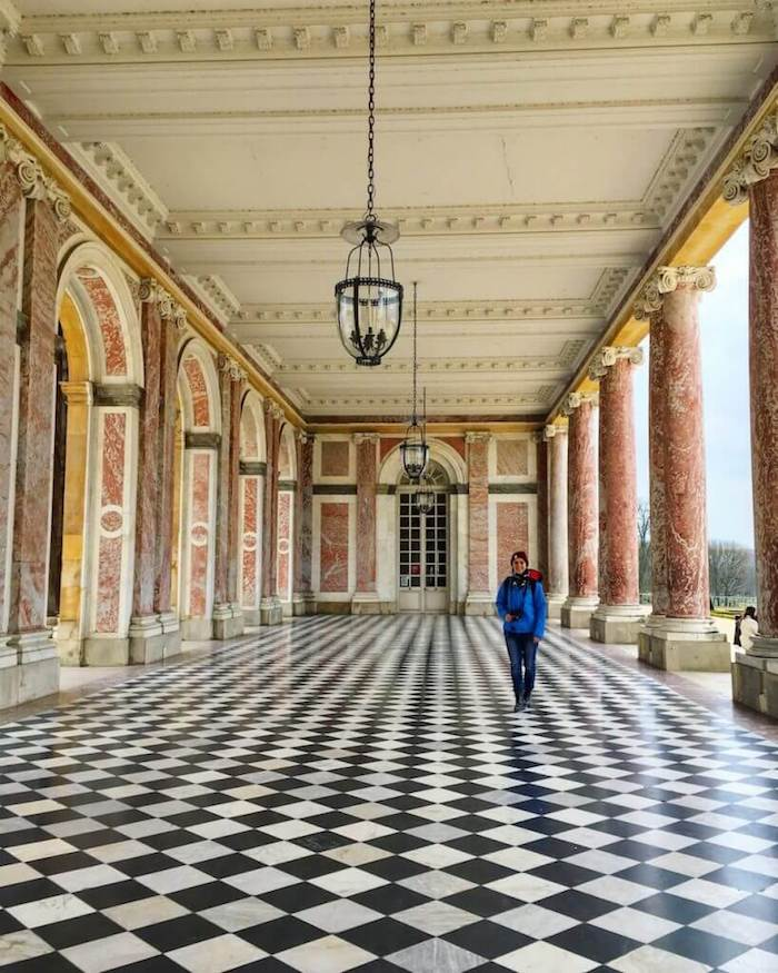 Grand Trianon, Versailles | Moon & Honey Travel