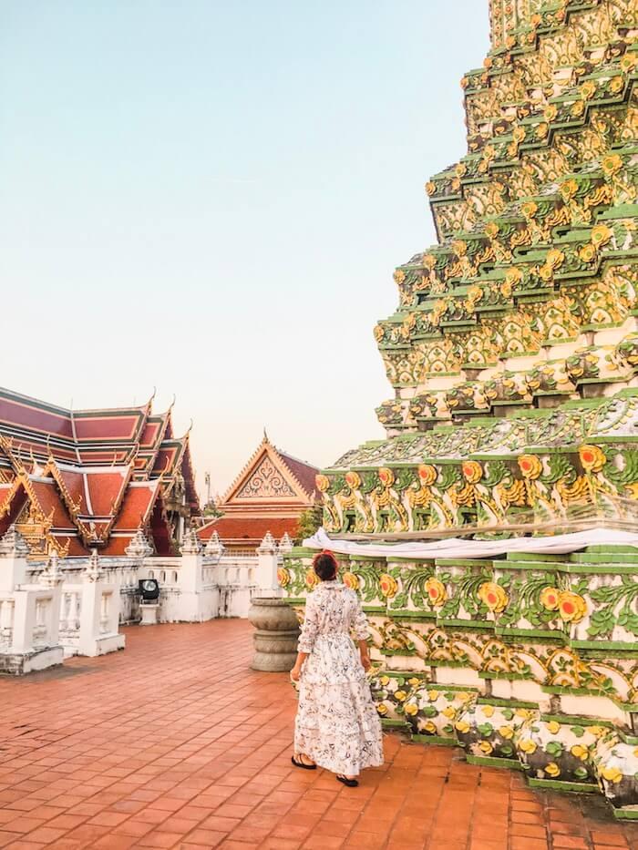 Wat Ratchaburana (Wat Liab), Bangkok, Thailand Travel Guide | Moon & Honey Travel