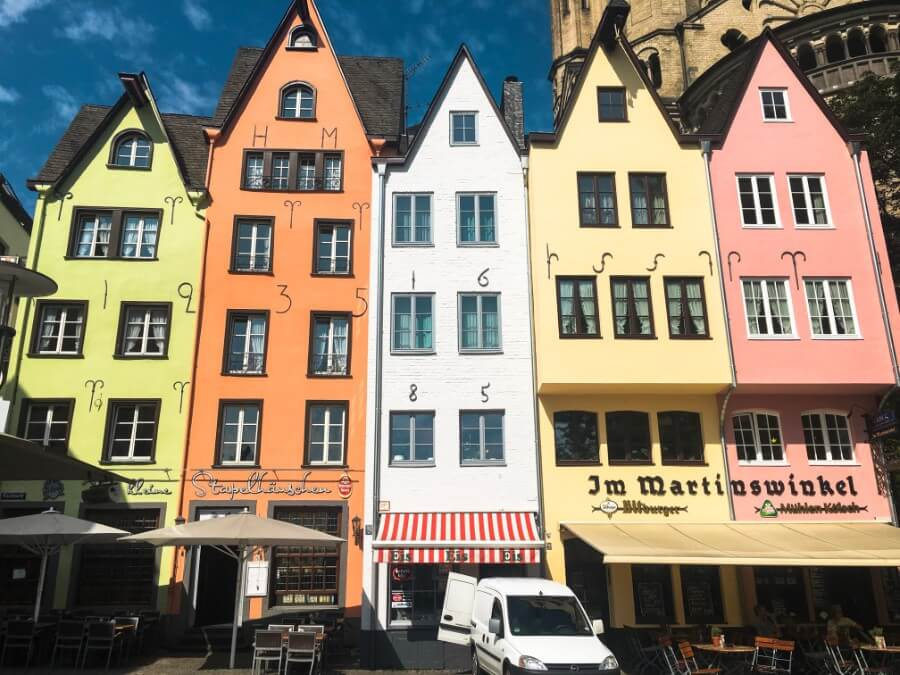 Cologne, Germany, Living abroad in Germany | Moon & Honey Travel
