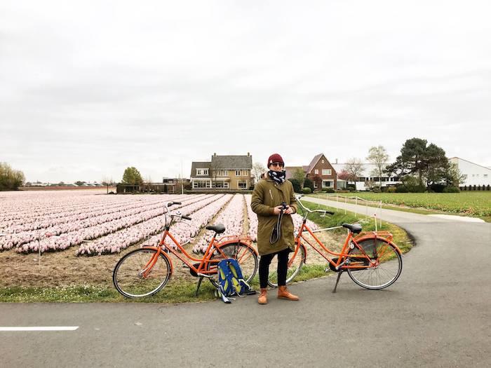 Biking around Lisse, Lisse Travel Guide | Moon & Honey Travel