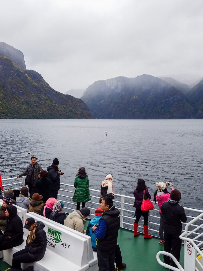 Norway in a Nutshell Fjord Cruise, Norway