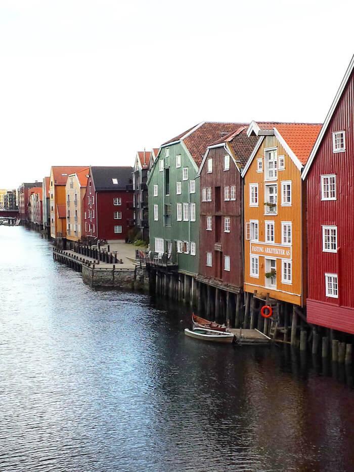 Trondheim, Norway | Moon & Honey Travel