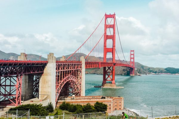 Golden Gate Bridge, San Francisco | Moon & Honey Travel