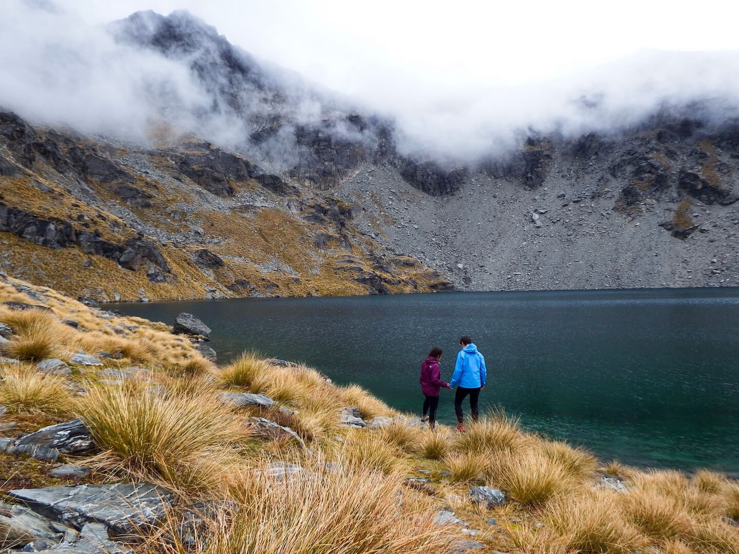 Lake Alta, the Remarkables, New Zealand