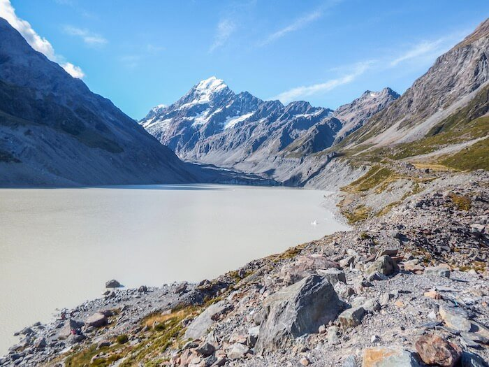 Hooker Valley Day Hike, Mount Cook
