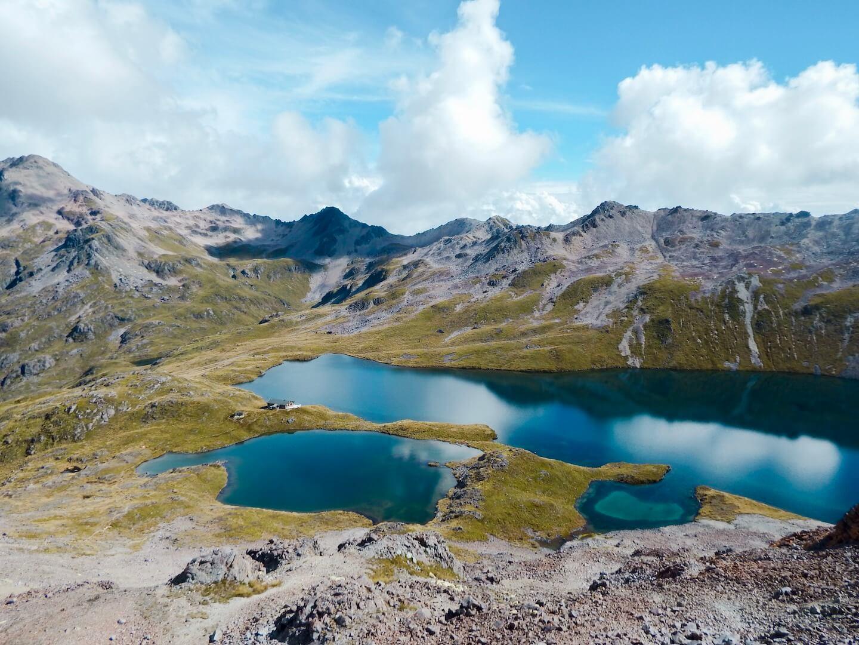 Lake Angelus, New Zealand