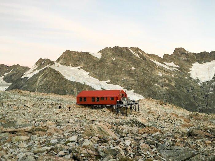 Mueller Hut, New Zealand