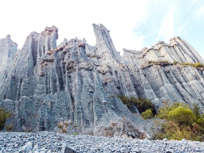 Pinnacles, New Zealand