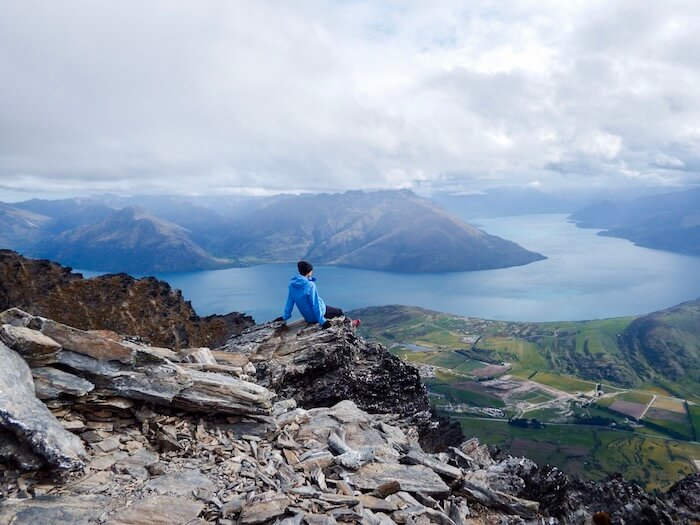 The Remarkables Day Hike, New Zealand