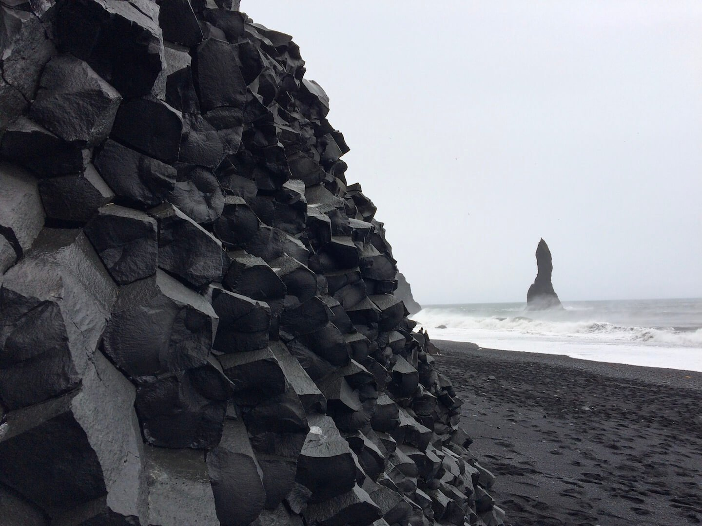 Reynisfjara Black Sand Beach, Iceland Travel Guide | Moon & Honey Travel