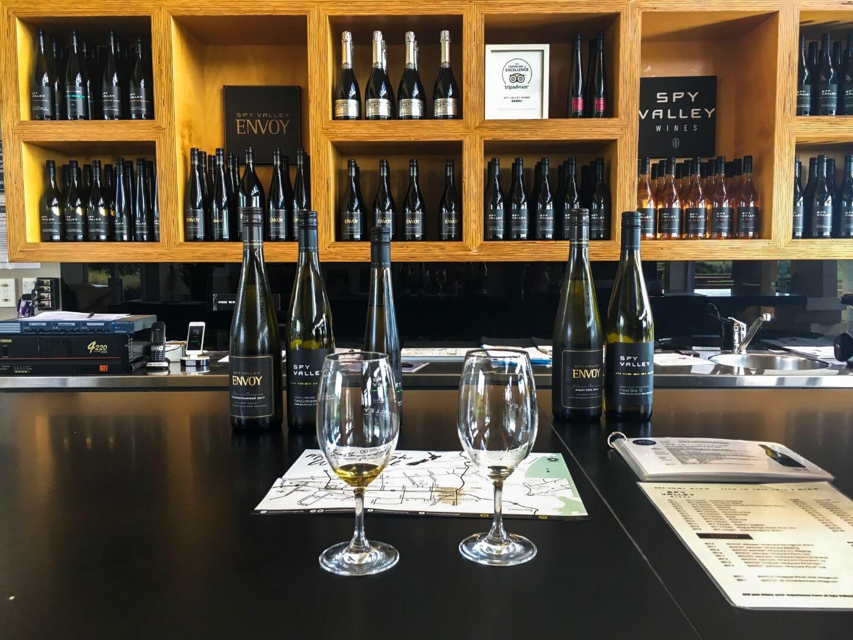 Spy Valley Cellar Door, Wine Tasting in NZ, NZ South Island Itinerary | Moon & Honey Travel