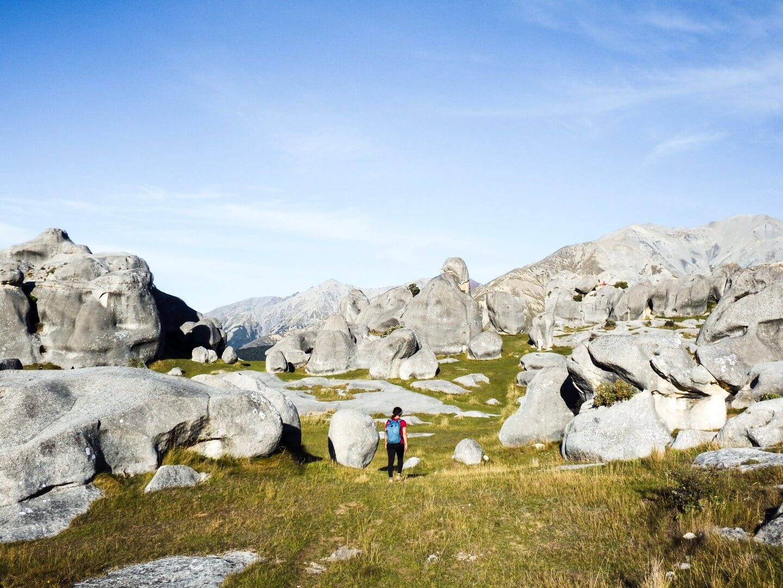 Castle Hill, NZ South Island Itinerary | Moon & Honey Travel