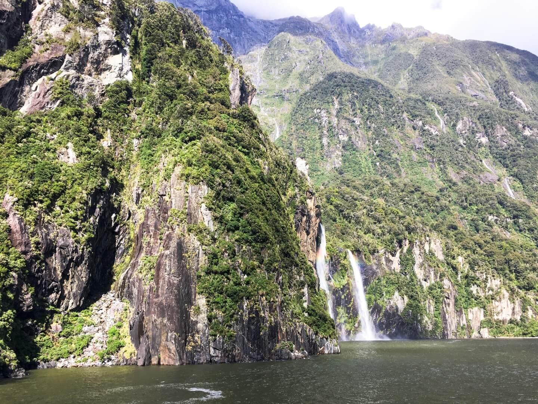 Milford Sound Cruise, NZ South Island Itinerary | Moon & Honey Travel