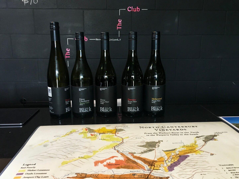 Black Estate, Waipara Wine Region, Arthur's Pass National Park, NZ South Island Itinerary | Moon & Honey Travel