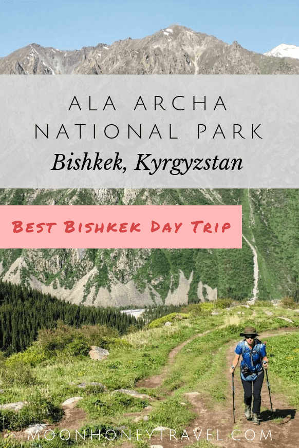 Ala Archa National Park, Best Day Trip from Bishkek, Kyrgyzstan #kyrgyzstan #bishkek