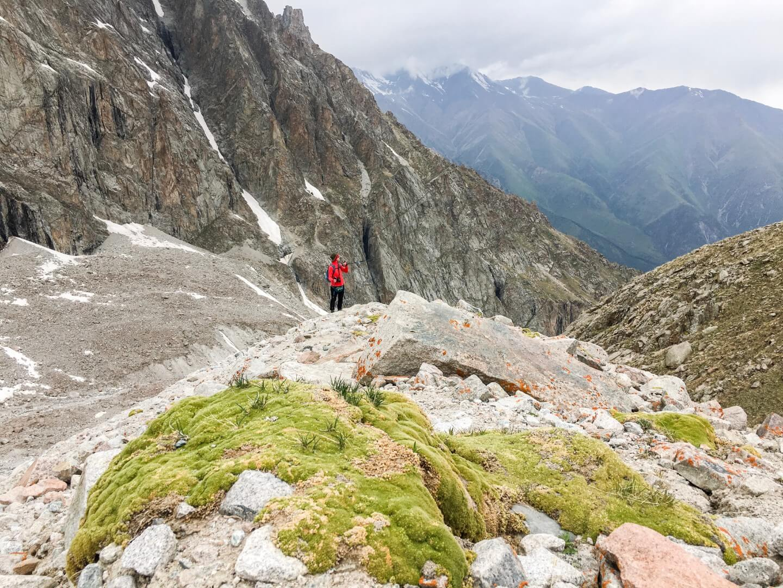 Hiking to Ak-Sai Glacier in Ala Archa National Park, Bishkek Day Trip, Kyrgyzstan | Moon & Honey Travel