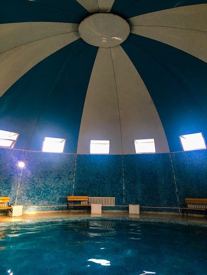 Zhirgal Banya, Public Bathhouse, Bishkek | Moon & Honey Travel