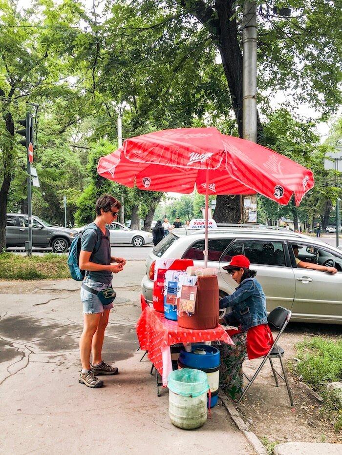 Shoro Drinks, Bishkek, Kyrgyzstan Travel Guide | Moon & Honey Travel