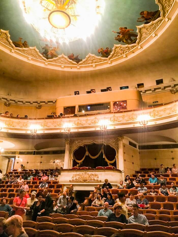 Kyrgyz National Opera and Ballet Theatre of Abdylas Maldybayev, Bishkek, Kyrgyzstan Travel Guide | Moon & Honey Travel