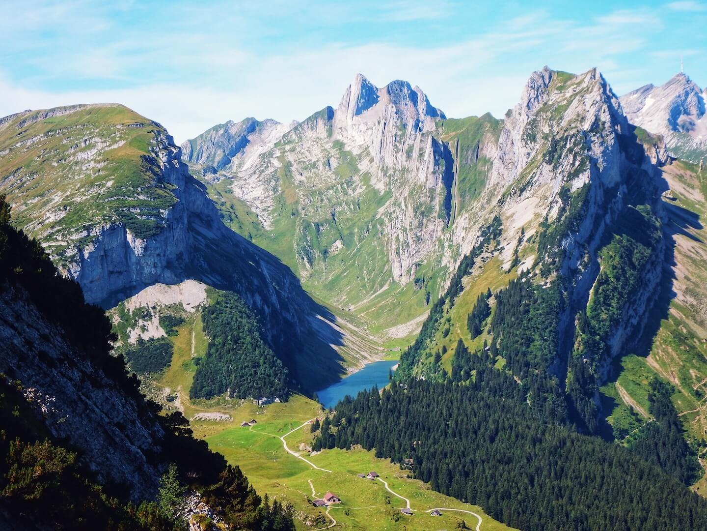 Fälensee, Alpstein